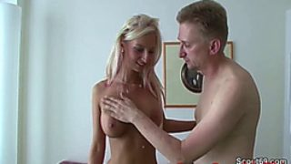 German Inexperienced Nubile Get Smashed By Means Of The Now Not Dad Of Mate