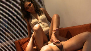 Supah Red-hot Female Domination Dominatrix Caroll Taunting